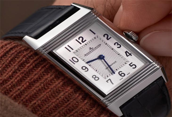 积家腕表如何给机芯手动上链?