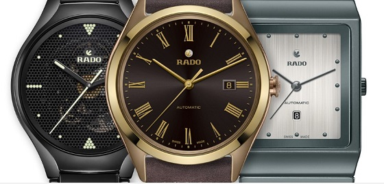 雷达(Rado)腕表品牌历史