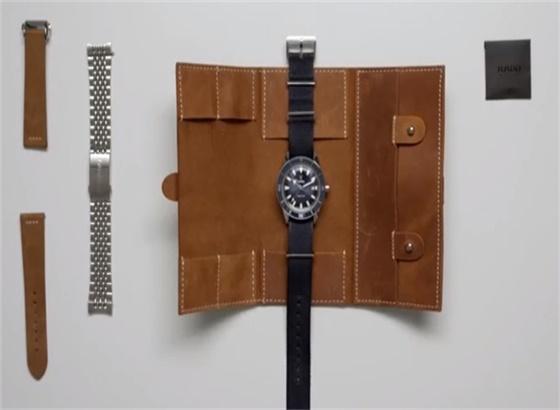 雷达腕表皮革表带可以连续使用多久?
