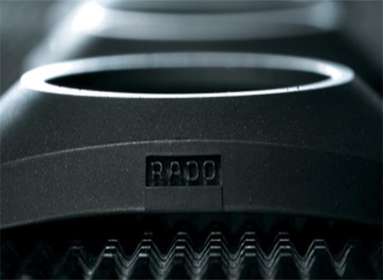 RADO瑞士雷达表腕表的硬度如何?怎样才算是高硬度?