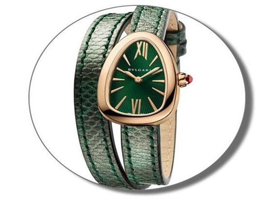 宝格丽手表如何快拆更换表带