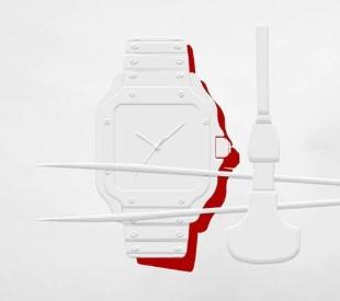 卡地亚腕表原厂保养提示