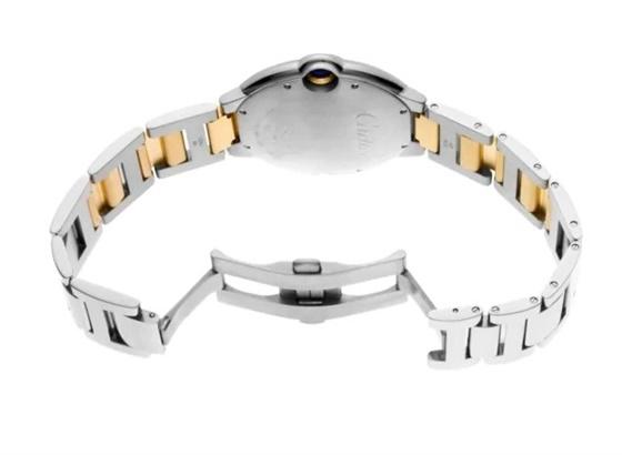 卡地亚更换单个折叠式表带扣?