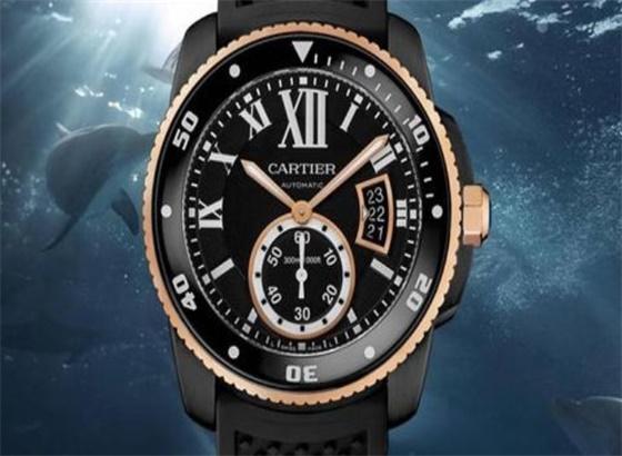 游泳时可以带卡地亚手表吗?