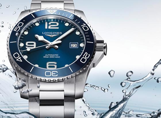 浪琴表的防水深度是多少,应该在什么时候进行防水行检查