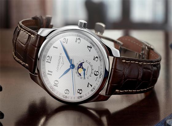 浪琴腕表原厂如何更换表带?