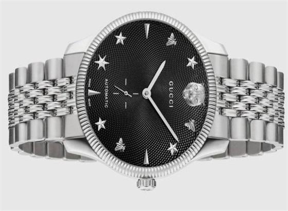 Gucci古驰腕表分针和秒针没有完全对准怎么办?