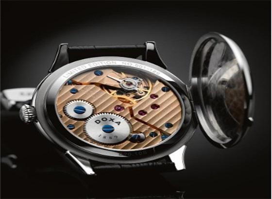 时度表(Doxa)手表维修一般要多少钱?