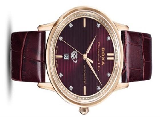 时度表(Doxa)手表停止不走的五个原因