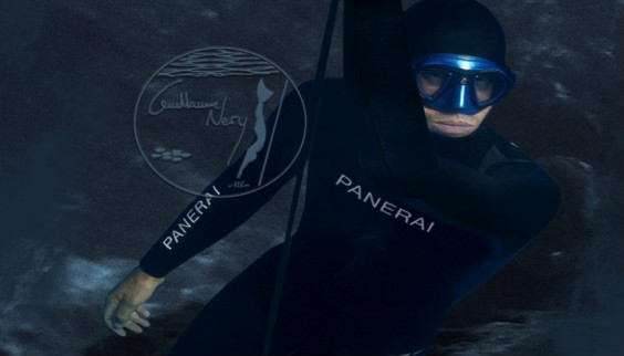沛纳海潜水计时– GuillameNéry最新版
