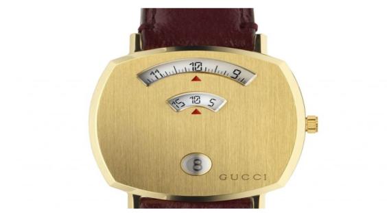 2019巴塞尔国际展览会推出新款古驰(Gucci)手表