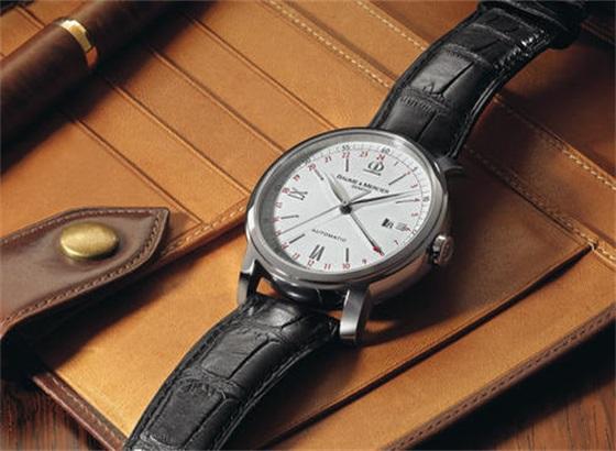 名士手表出现划痕怎么清除?