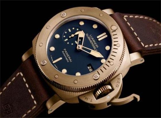 沛纳海手表的表带出现划痕怎么修复?