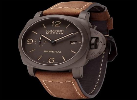 如何鉴别真假沛纳海手表?