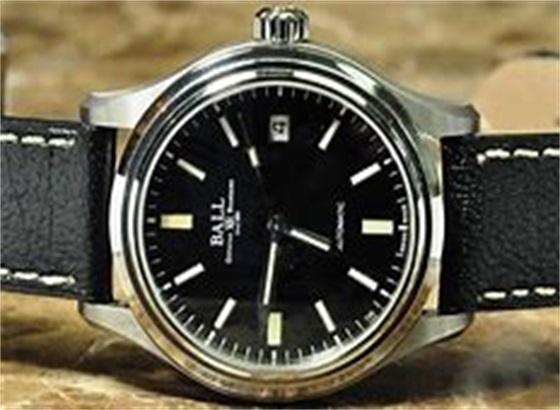 如何拆卸波尔手表的表针?