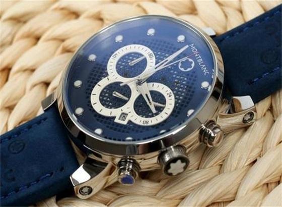 我的万宝龙手表表带断了,怎么更换?