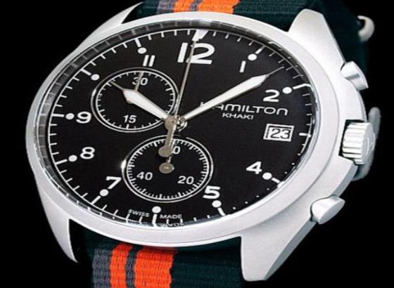 汉米尔顿手表走时常见故障