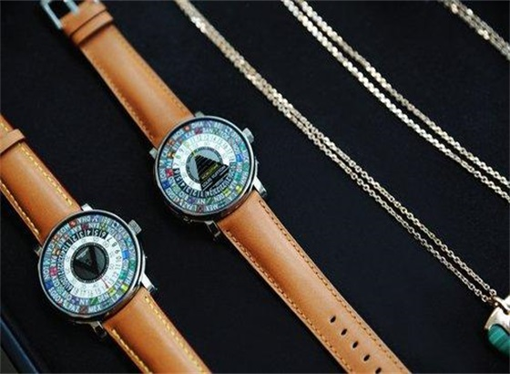 如何保养路易威登手表的表带?
