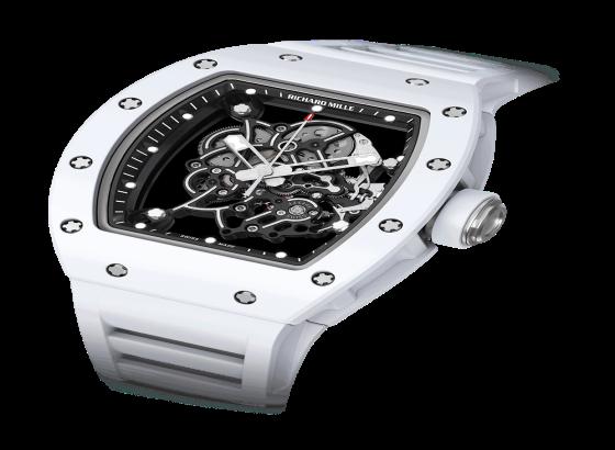 里查德米尔手表如何正确设置时间和日期?