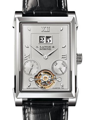 朗格腕表铂金表扣CABARET系列703.025