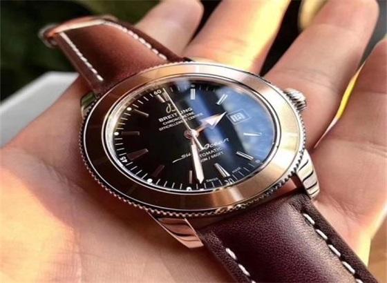 百年灵机械自动手表走时不准了怎么办