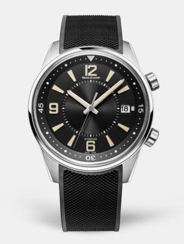 积家北宸系列日历腕表精钢款9068670精钢表扣