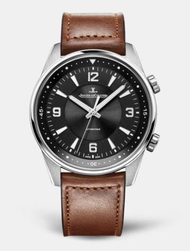 积家北宸系列自动腕表精钢款9008471精钢表扣