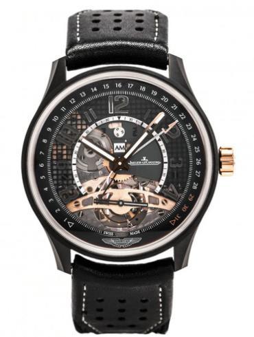 积家AMVOX系列Q193C450黑色表壳