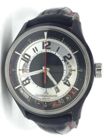 积家AMVOX系列Q192T440黑色表带