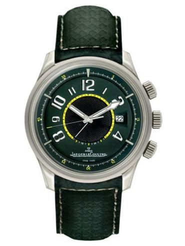 积家AMVOX系列Q191T440绿色表盘
