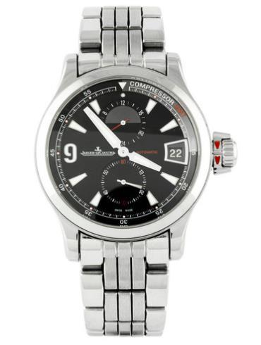 积家Master Extrême极限大师系列Q1738171精钢表扣