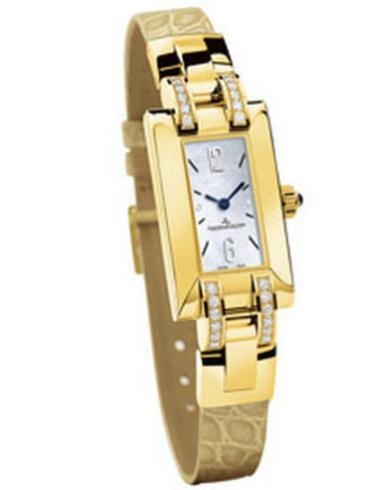 积家Extraordinaires 高级珠宝腕表系列Q4601581白色表盘