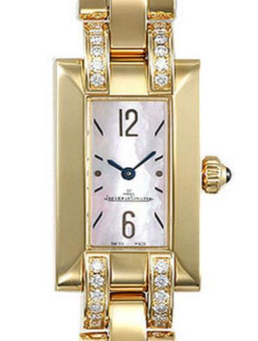 积家Extraordinaires 高级珠宝腕表系列Q4601583白色表盘