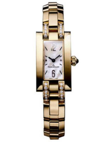 积家Extraordinaires 高级珠宝腕表系列Q4601184金色表带