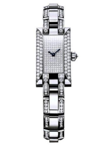 积家Extraordinaires 高级珠宝腕表系列Q4603201白金表扣