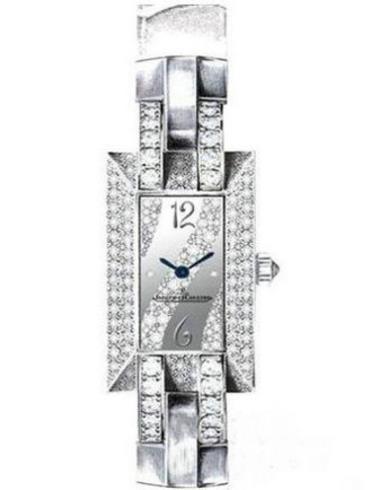 积家Extraordinaires 高级珠宝腕表系列Q4603502白金表扣