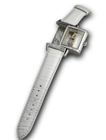 积家Extraordinaires 高级珠宝腕表Q3003431透明表盘