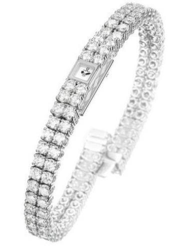 积家 Extraordinaires 高级珠宝腕表Q2863301白色表盘