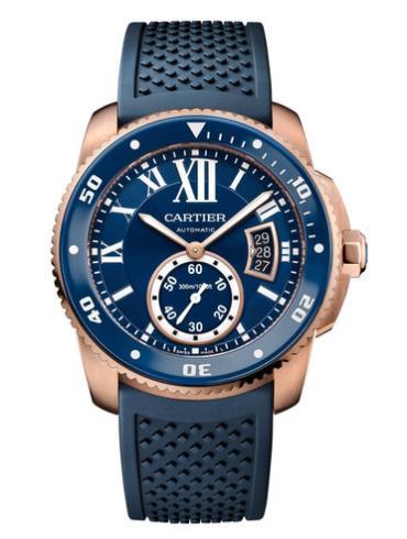 卡地亚卡历博Calibre系列潜水男表WGCA0010