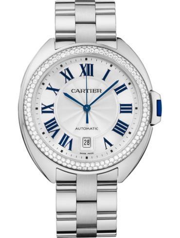 卡地亚Clé de Cartier系列WJCL0008防水深度30M