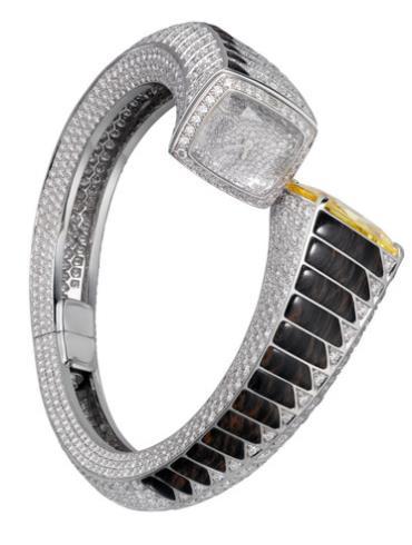 卡地亚高级珠宝腕表HPI00909