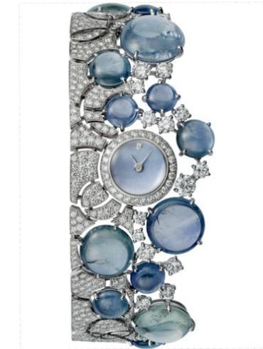 卡地亚高级珠宝小时显示腕表HPI00729