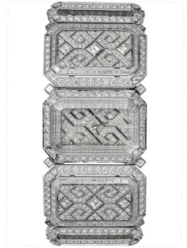 卡地亚高级珠宝腕表HPI00541