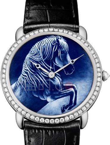 卡地亚创意宝石腕表系列HPI00612