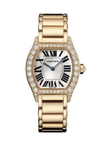 卡地亚创意宝石腕表系列WA50703I白色表盘