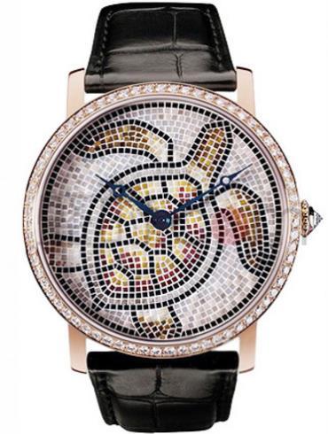 卡地亚创意宝石腕表系列NRN2011表径42mm
