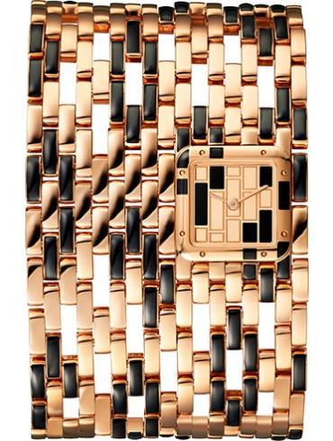 卡地亚Panthère de Cartier猎豹手镯表WGPN0019