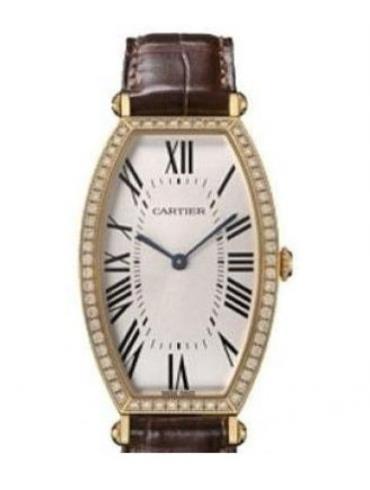 卡地亚Tortue系列WE400451玫瑰金表扣