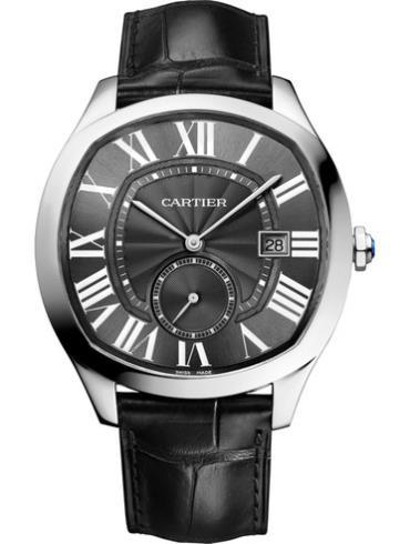 卡地亚Drive de Cartier系列男表WSNM0009灰色表盘