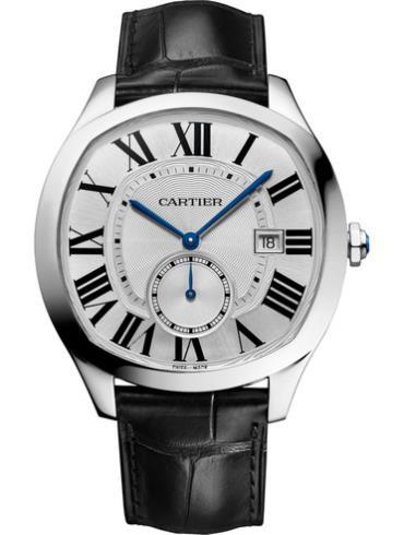 卡地亚Drive de Cartier系列男表WSNM0004白色表盘